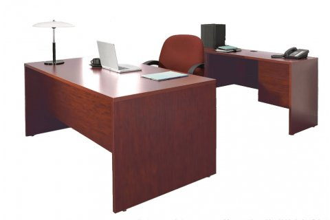 Genoa Office Desk Collection by Global