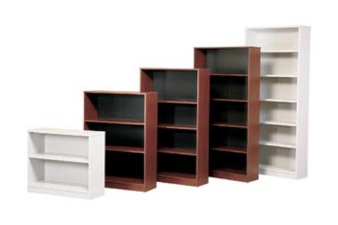 3MM Edge Banded Bookcases