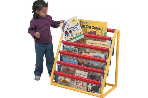 Clear Pocket Book Display
