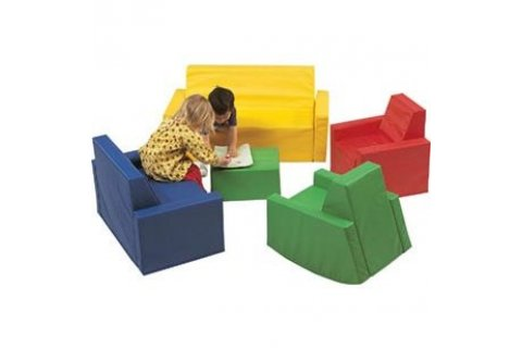 Childs Upholstered Multicolor Furniture