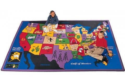Discover America Carpets