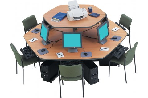 Medley Computer Tables