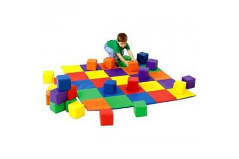 Foam Play Blocks