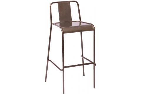 Tara Steel Counter Bar Stools by BFM Seating