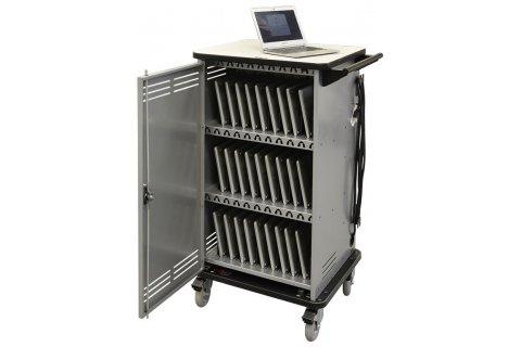 Cloud 32 Chromebook Carts by Spectrum