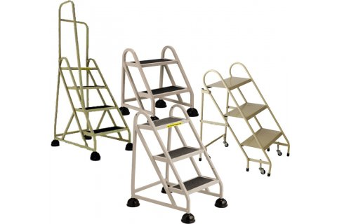 Mobile Step Ladders by Cramer