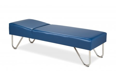 Chrome Leg Medical Cots by Clinton Industries