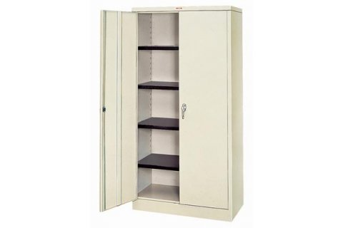 Heavy-Duty Steel Utility Cabinets