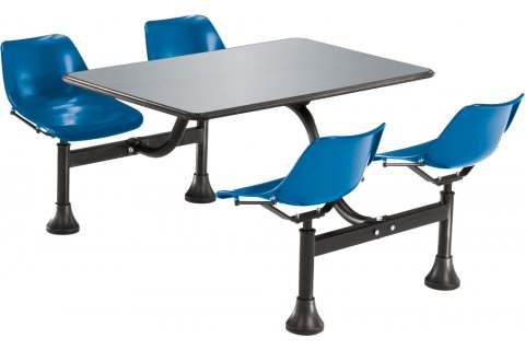 Cluster Cafe Tables by OFM