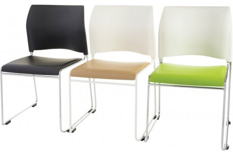 Cafetorium Stacking Chairs by NPS