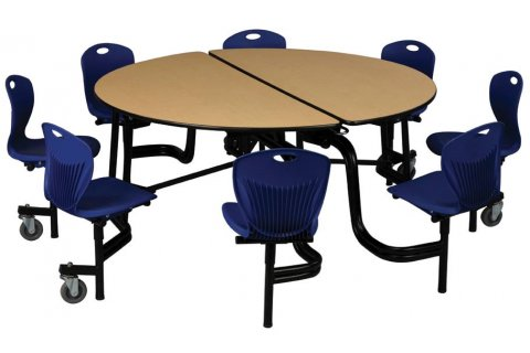 Discover™ Mobile Cafeteria Chair Units