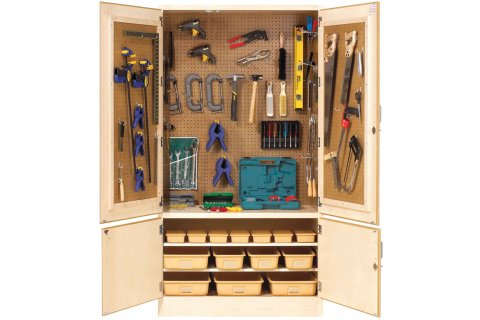 Diversified Tool Storage Cabinets
