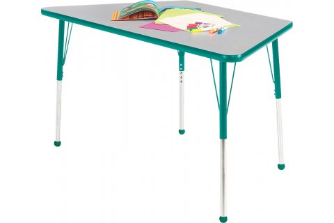 Educational Edge Activity Tables with Ball Glides by Mahar