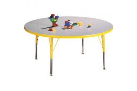 Educational Edge Round Shaped Activity Tables