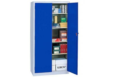 Educational Edge Steel Storage Cabinets