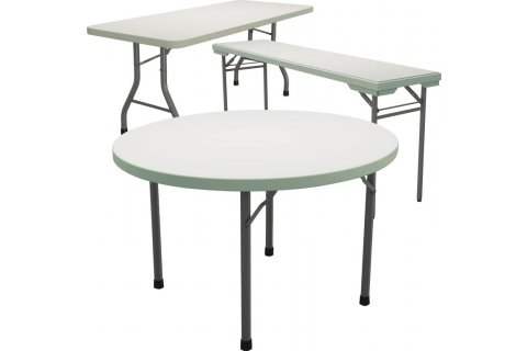 Event Series Lightweight Folding Tables
