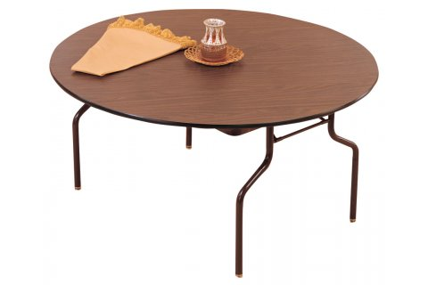 High-Pressure Round Banquet Folding Tables