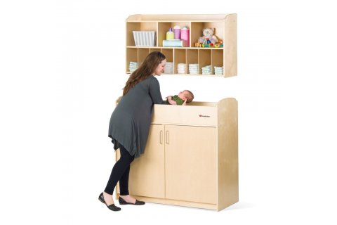 Serenity Changing Tables and Diaper Organizers