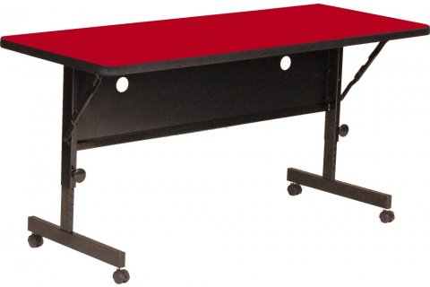Correll Flip-Top Deluxe Training Tables