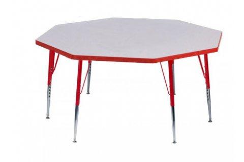 Prima Octagonal Preschool Table Preschool Tables