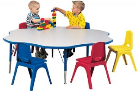 Prima Flower Preschool Table