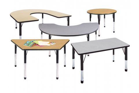 Hercules Classroom Activity Tables
