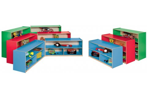 Healthy Kids Colors Storage Units