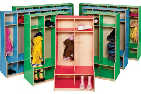 Healthy Kids Colors Seat Lockers