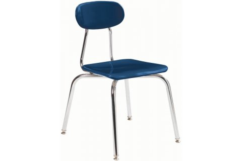 500 Series Hard Plastic Chair