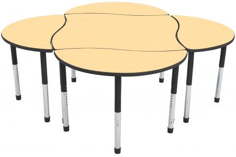 Harmony Series Collaborative Classroom Tables