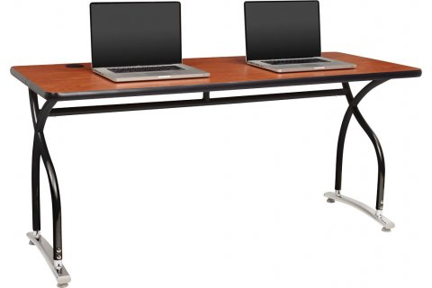 Illustrations V2 Adjustable Height Computer Tables