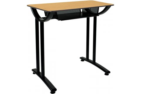 Illustration Fixed-Height Classroom Desks