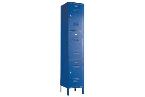 Penco Triple-Tier Lockers Door-Pulls Handles