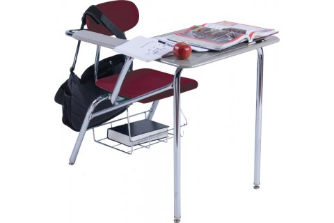 Jumbo Top Combo Chair Desk