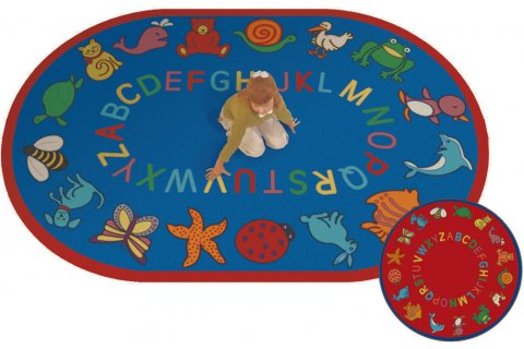 ABC Animals Carpets