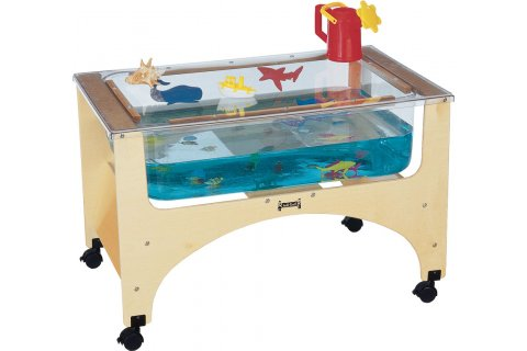 See-Thru Sensory Tables by Jonti-Craft