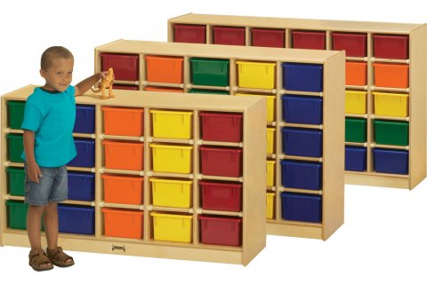 Mobile Storage Cubbies by Jonti-Craft