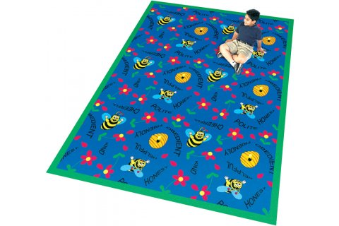 Bee Attitudes Carpets
