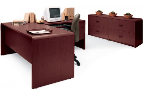 Laurent Office Desks by Global