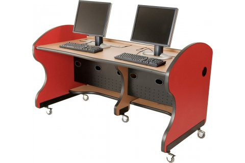 Paragon Learning Bays™ Computer Tables