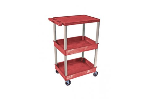 Colored Heavy Duty AV Carts