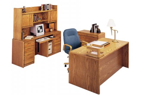 Contemporary Office Desks by Martin
