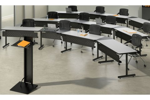T Mate Training Tables by Mayline