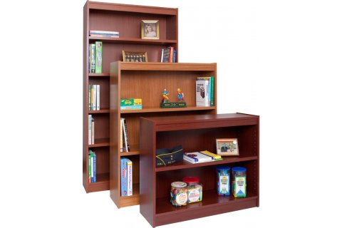 Laminate Bookcases by Norsons