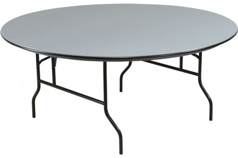 Hexalite Lightweight Round Folding Tables