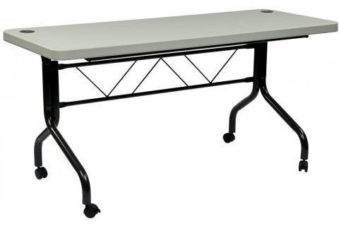 Office Star Flip Top Training Tables