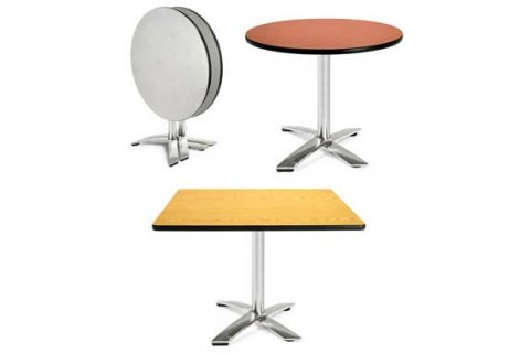 OFM Flip Top Cafe Tables