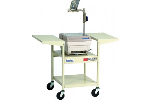 Steel Projector Carts