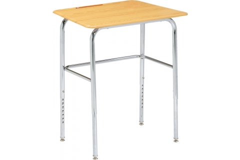 1400 Adjustable Height Basic School Desks
