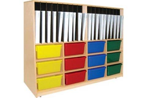Tip-Me-Nots Portfolio Storage